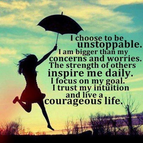 Be Unstoppable You!